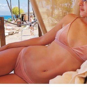 Other - Velvet bikini 👙